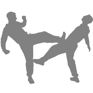 striking self defense