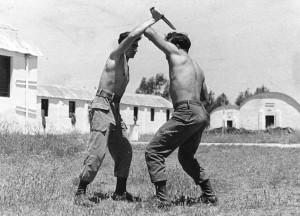 krav maga practiced by Israeli military