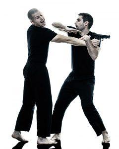 krav maga gun disarm